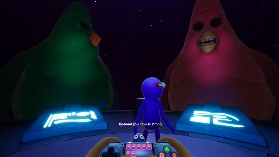Trover Saves the Universe обзор игры