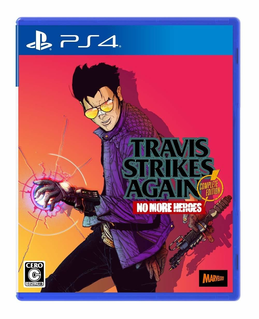На PlayStation 4 и PC появится сразу полное издание Travis Strikes Again: No More Heroes, стала известна точная дата релиза