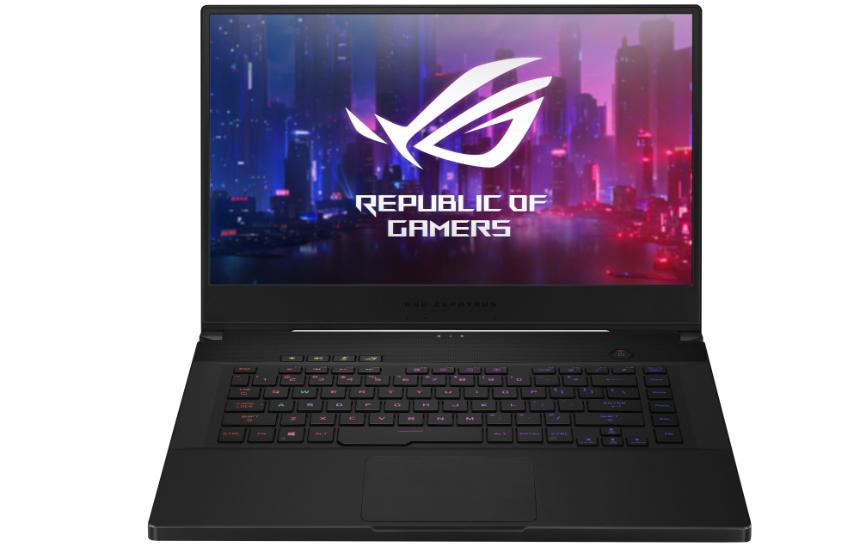 ASUS представила новые игровые ноутбуки на российском рынке