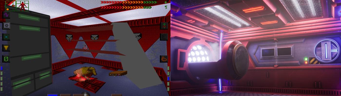 Ремейк System Shock обзавёлся новыми скриншотами
