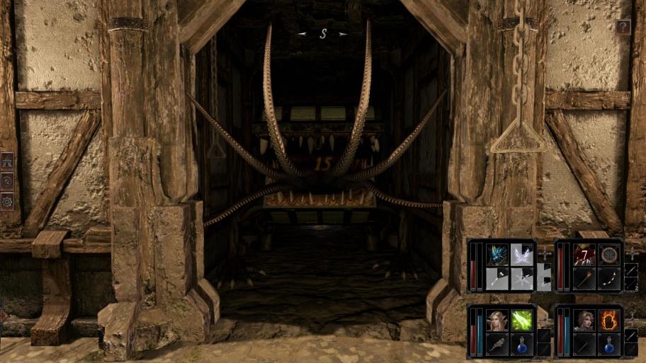 Dungeon of Dragon Knight обзор игры