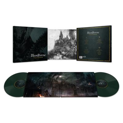 Потрясающий саундтрек Bloodborne выйдет на красивых виниловых пластинках