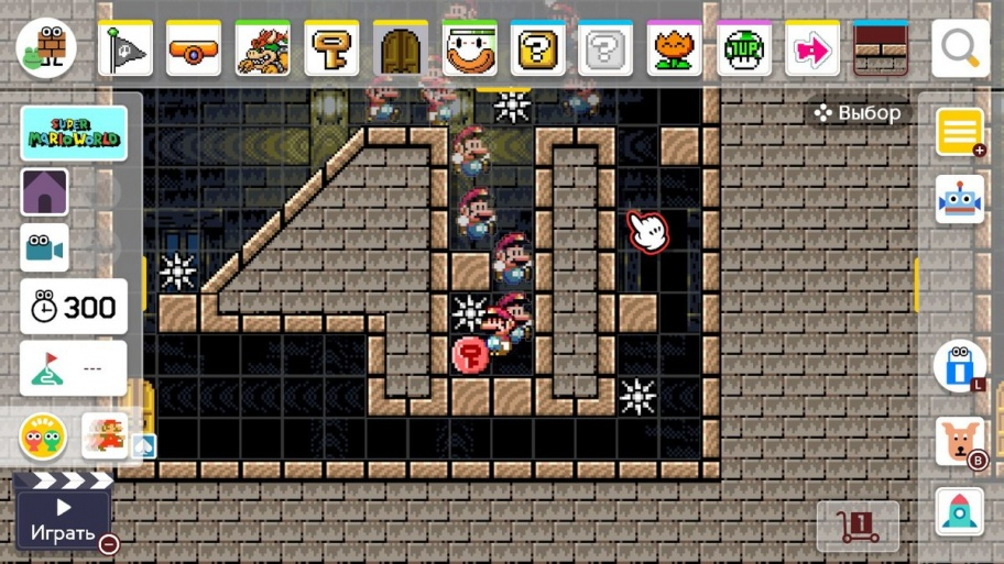Super Mario Maker 2 обзор игры