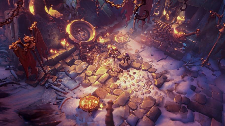 Darksiders: Genesis превью игры