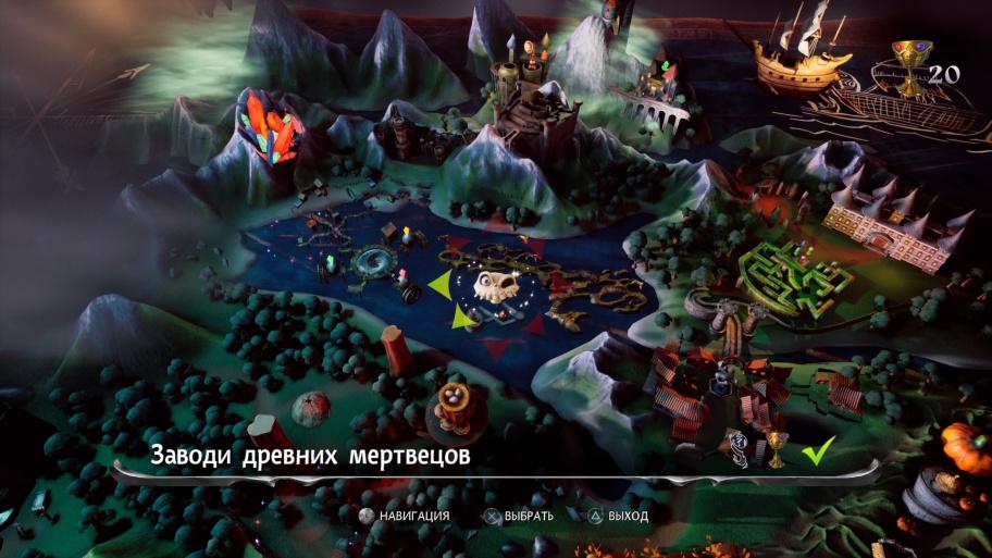 MediEvil (2019) обзор игры