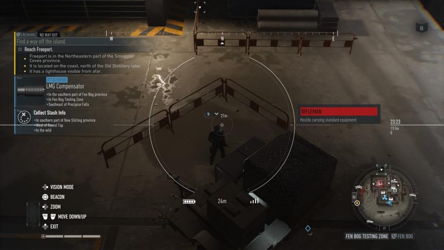 Tom Clancy's Ghost Recon: Breakpoint превью игры
