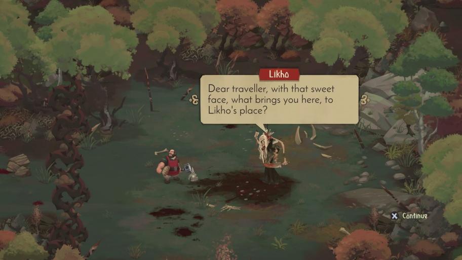 Yaga обзор игры