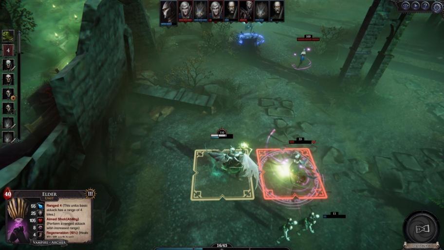 Immortal Realms: Vampire Wars обзор игры