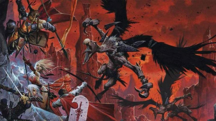 Pathfinder: Wrath of the Righteous превью игры