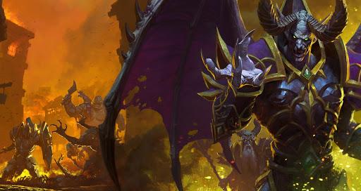 Прохождение Warcraft 3: Reforged – Кампания Ночных Эльфов. «Конец вечности»
