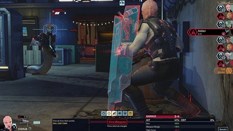 Прохождение XCOM Chimera Squad