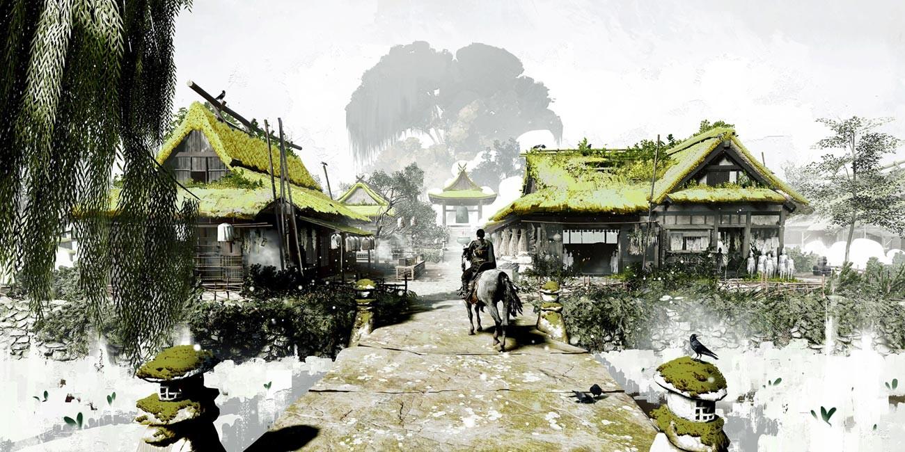 """Sucker Punch о PS5 и источниках вдохновения для Ghost of Tsushima - от Red Dead Redemption до """"Телохранителя"""""""