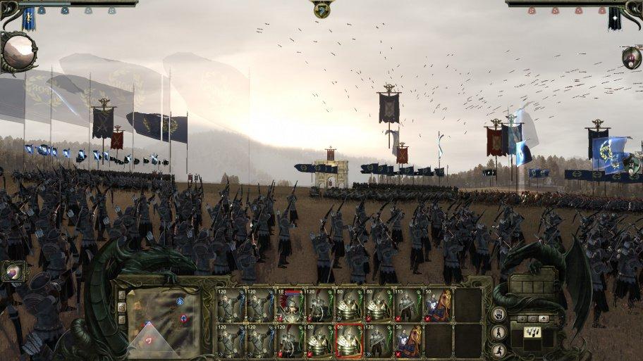 King Arthur: Knight's Tale превью игры