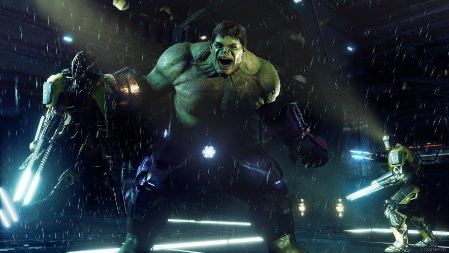 Marvel's Avengers: Прохождение