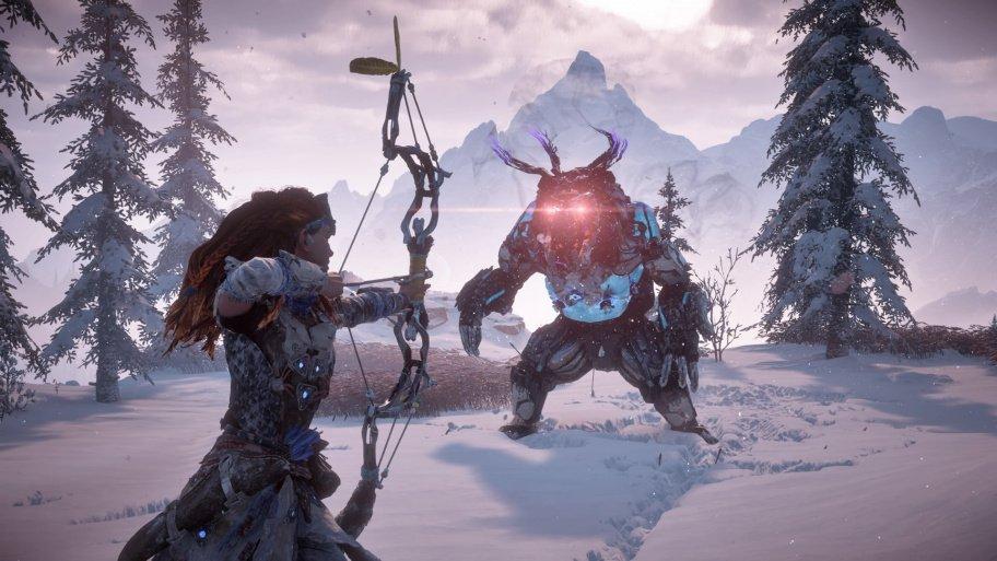Прохождение Horizon Zero Dawn: The Frozen Wilds