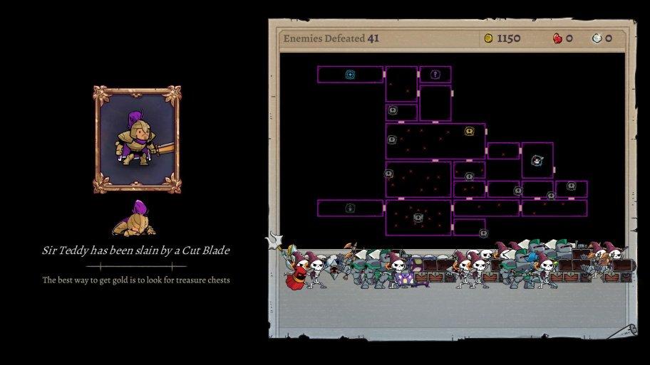 Rogue Legacy 2 превью игры