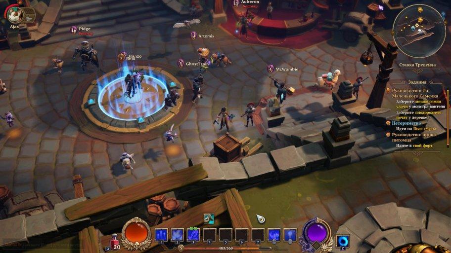 Torchlight III обзор игры