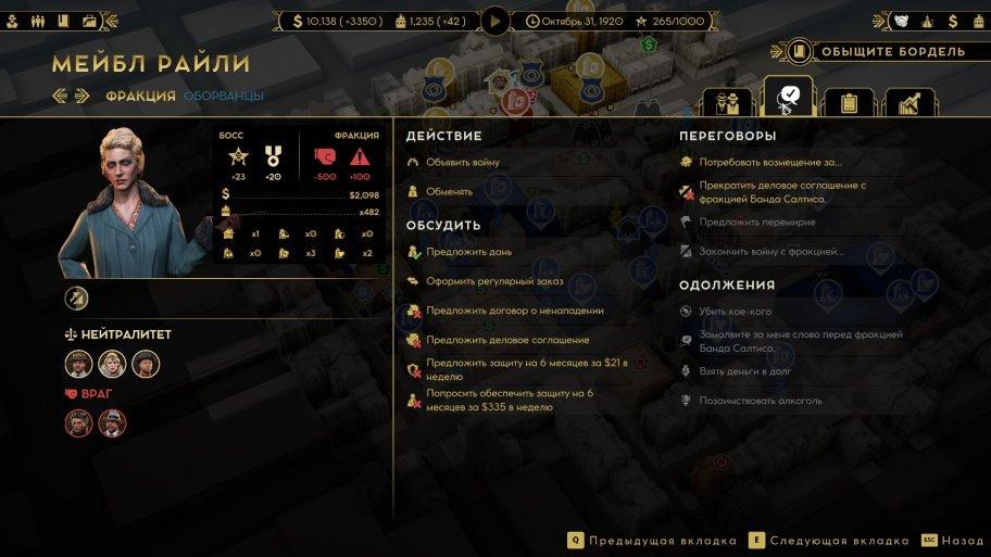 Empire of Sin обзор игры