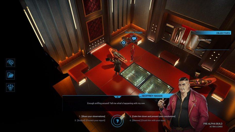 Gamedec превью игры