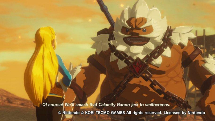 Hyrule Warriors: Age of Calamity обзор игры