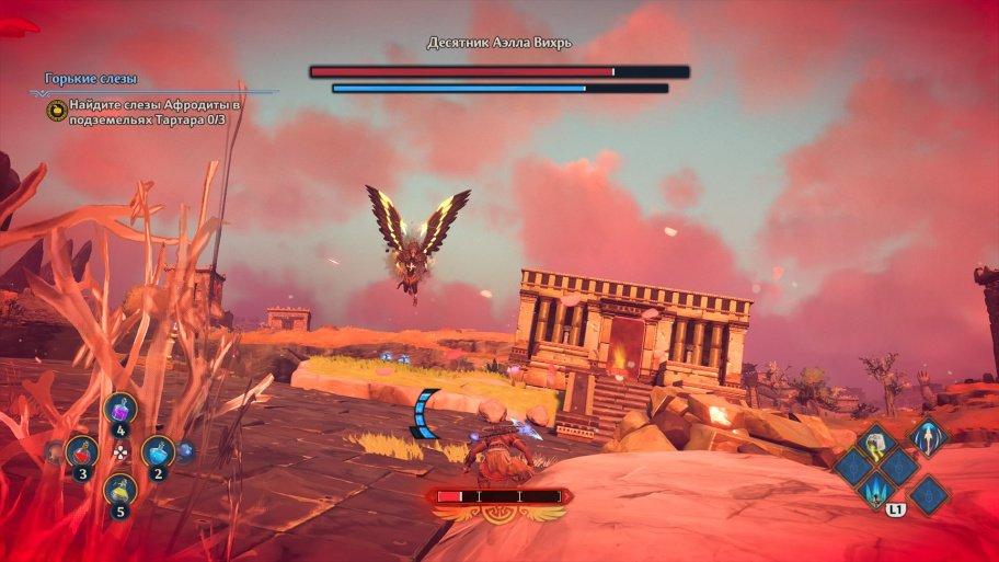 Immortals Fenyx Rising обзор игры