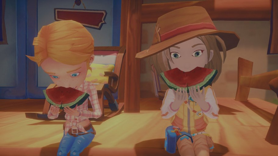 My Time At Portia обзор игры