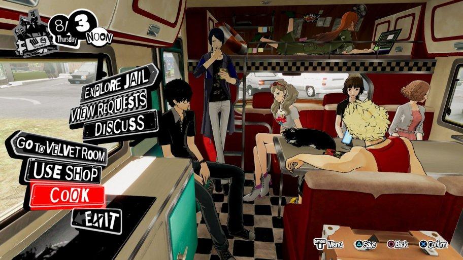 Persona 5 Strikers обзор игры