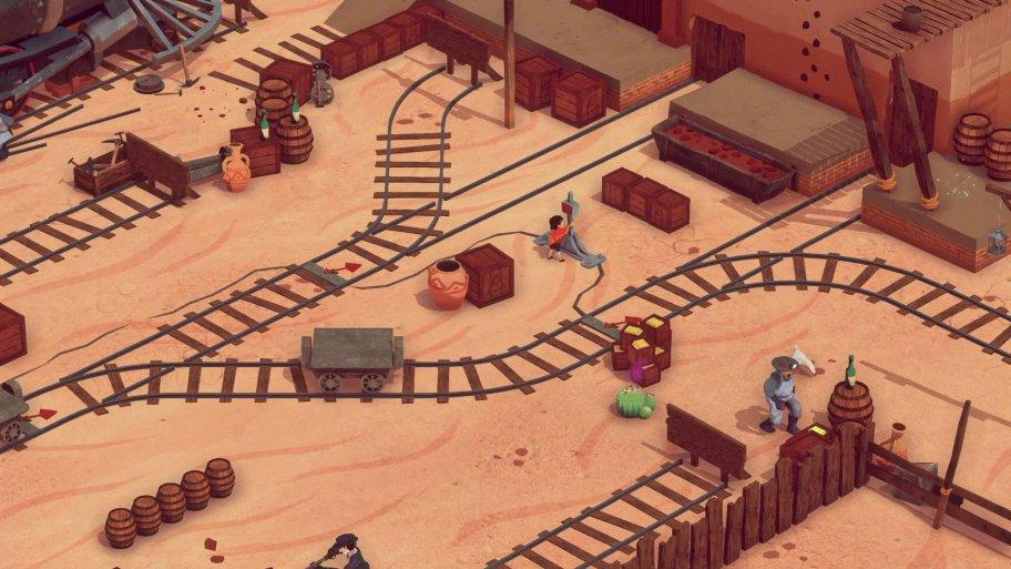 El Hijo — A Wild West Tale обзор игры